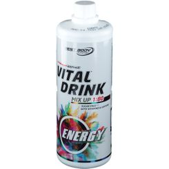 Best Body Nutrition Low Carb Vital Drink Energy