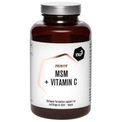 nu3 Premium MSM + Vitamine C