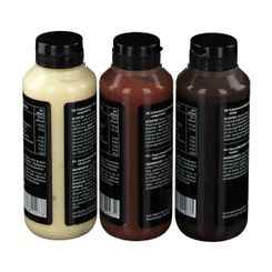 Nu3 Smart Low Carb Sauce Barbecue, Tomate et Mayonnaise