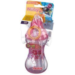 Nûby Gobelet anti-goutte Flip-It™ Designer Series - 300ml – 12m+