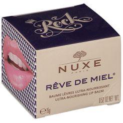 Nuxe Rêve de Miel® Baume lèvres ultra-nourrissant