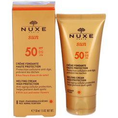 Nuxe Sun Crème Fondante Visage SPF50
