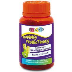 PEDIAKID® Gommes Probiotiques