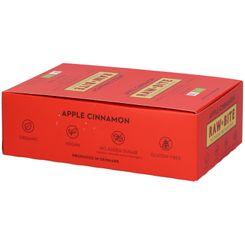 RAW BITE Bio Barres Pomme cannelle