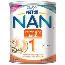 Nestlé® NAN® Saturation-Satiété 1