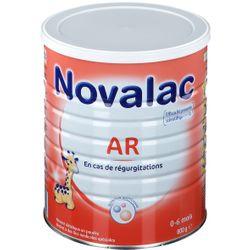 Novalac AR Formule Epaissie 1er âge