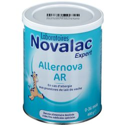 Novalac Expert Allernova AR 0 à 36 mois
