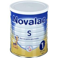 Novalac Satiété 1er âge