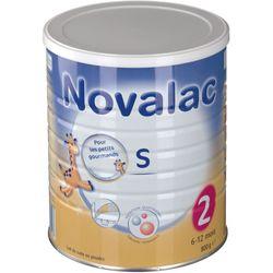 Novalac Satiété 2ème âge
