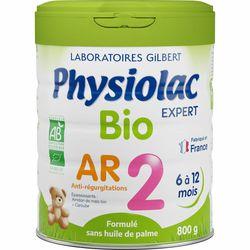 Physiolac Bio AR 2  Lait En Poudre