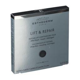 INSTITUT ESTHEDERM Lift & Repair Patchs lift contour des yeux