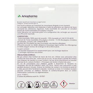 Blanketswarm Lot de 2 bracelets anti-moustiques ultrasoniques imperm/éables et r/églables pour enfants et adultes