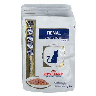 Royal Canin Chat Renal Poulet