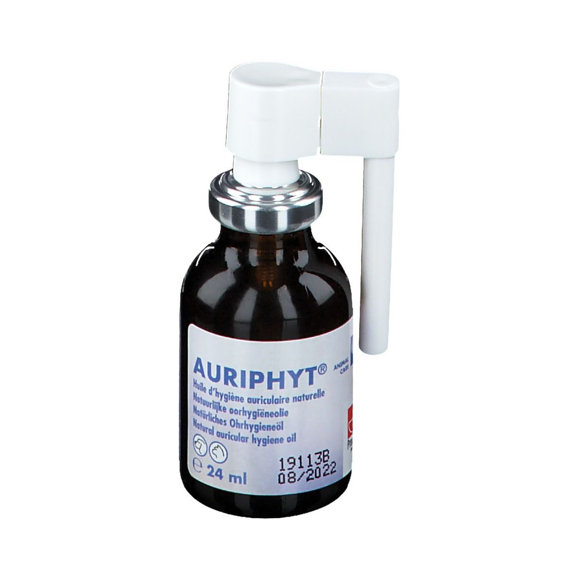 Image of Auriphyt® Animal Care Huile d'hygiène auriculaire