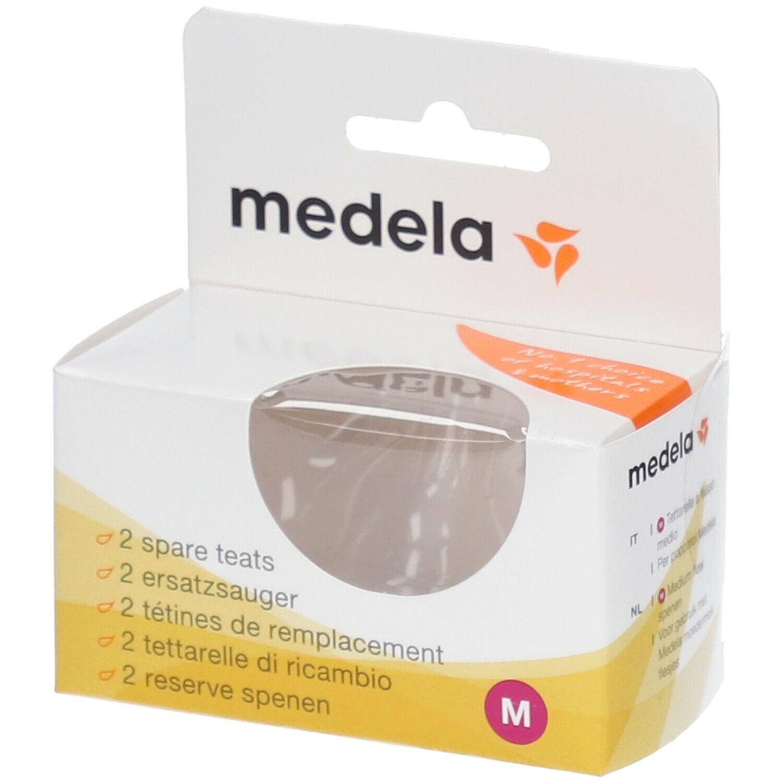 Medela Tétines de remplacement M