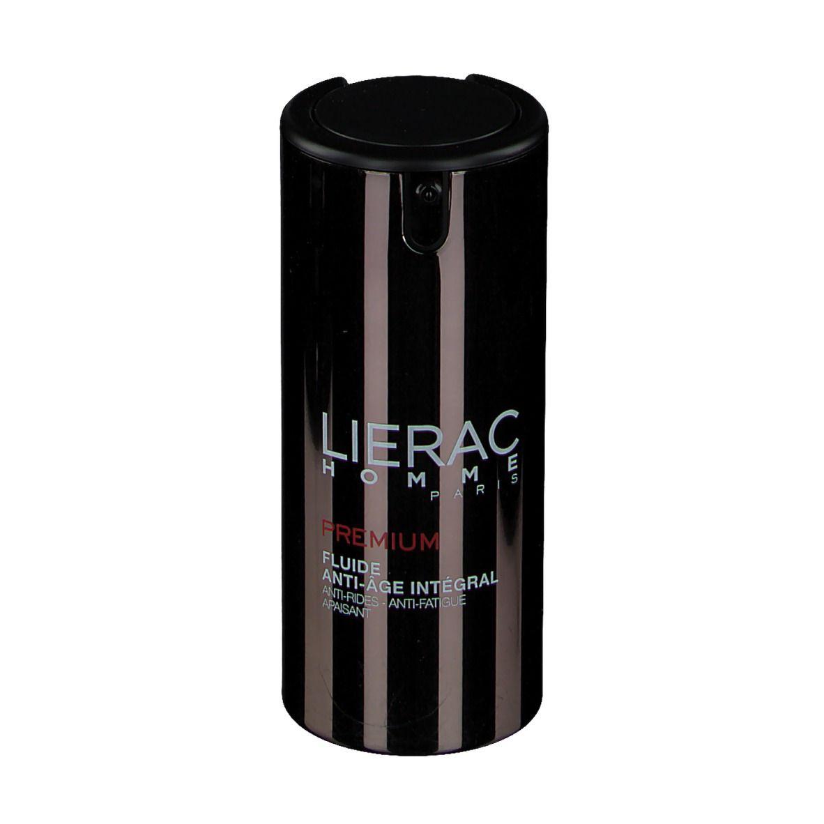 Lierac HOMME Premium fluide anti-âge intégral - shop..