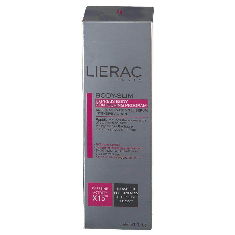 Lierac Body-Slim Cure minceur express sérum - shop ...