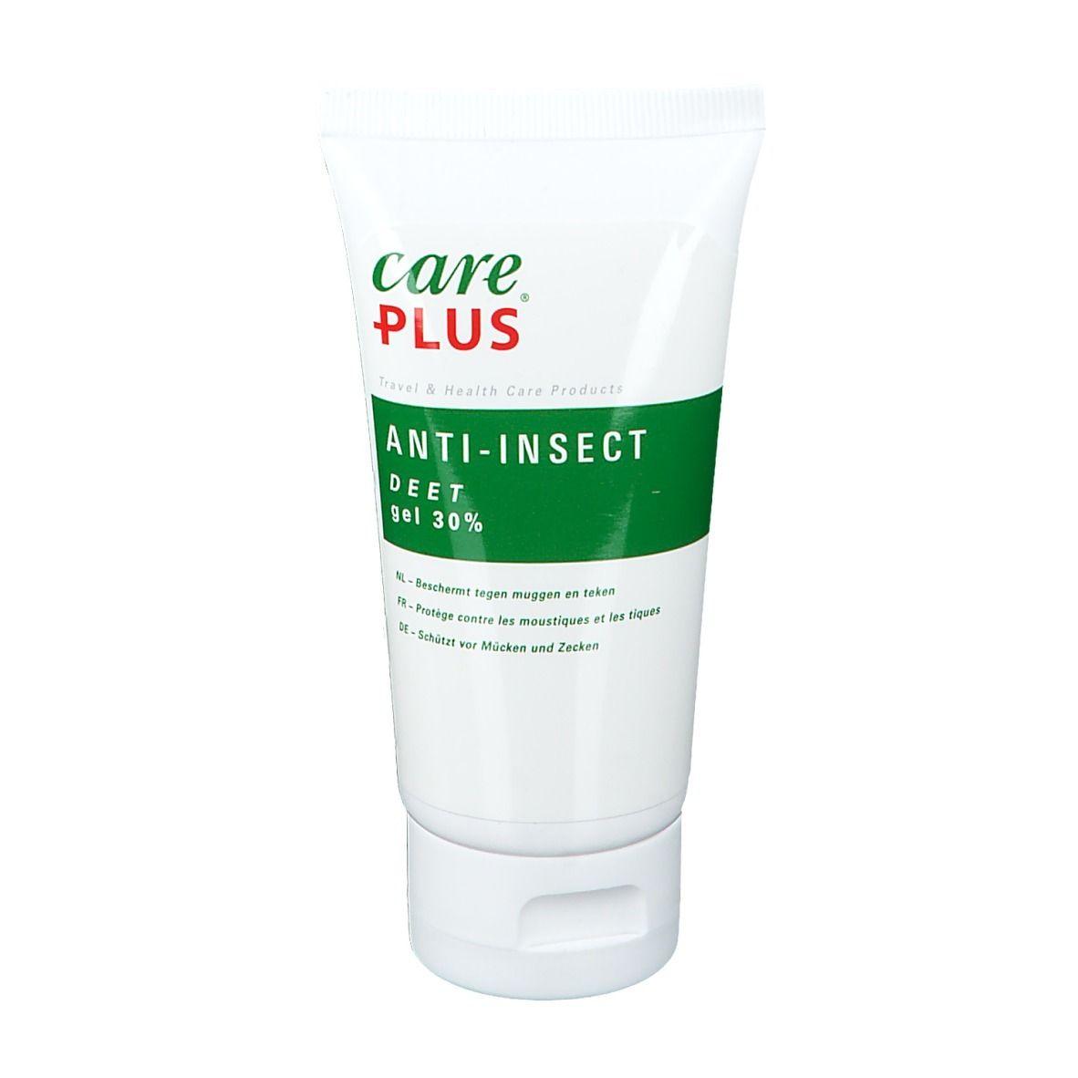 Afbeelding van Care Plus Anti-Insect Gel 30% Deet