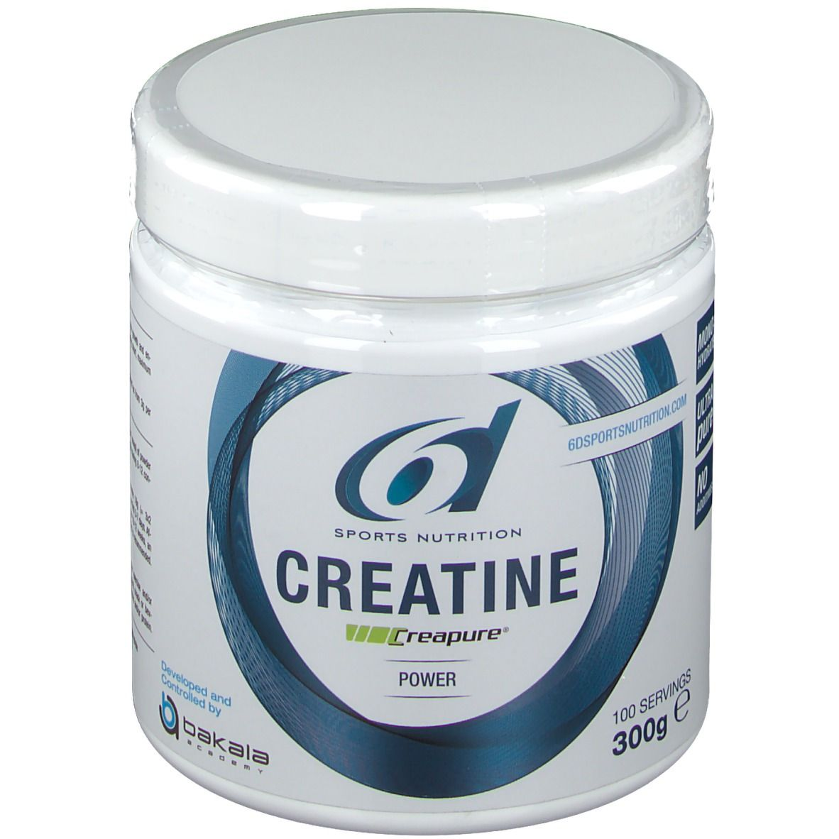 Image of 6D Sports Nutrition Creatine Creapure®