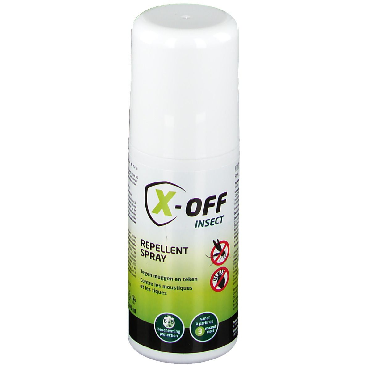 Afbeelding van X-off Insect Repellent Spray
