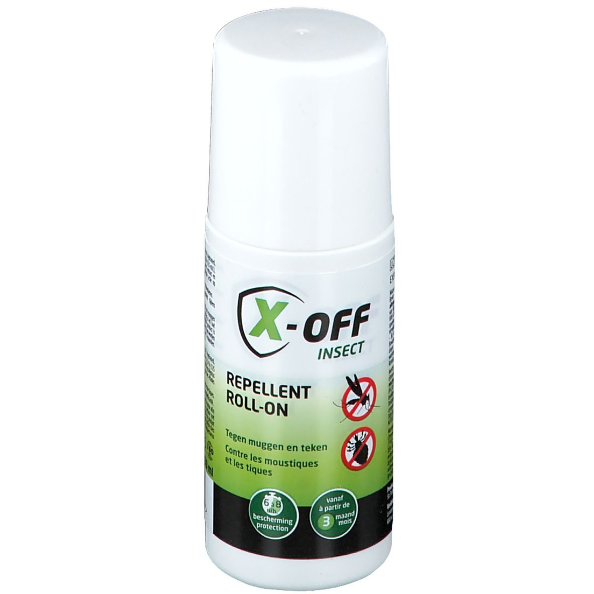 Afbeelding van X-off Insect Repellent Roll-On