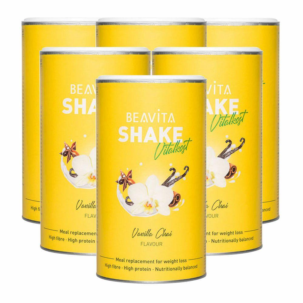 BEAVITA Shake minceur plus, Vanilla Chai - shop-pharmacie.fr