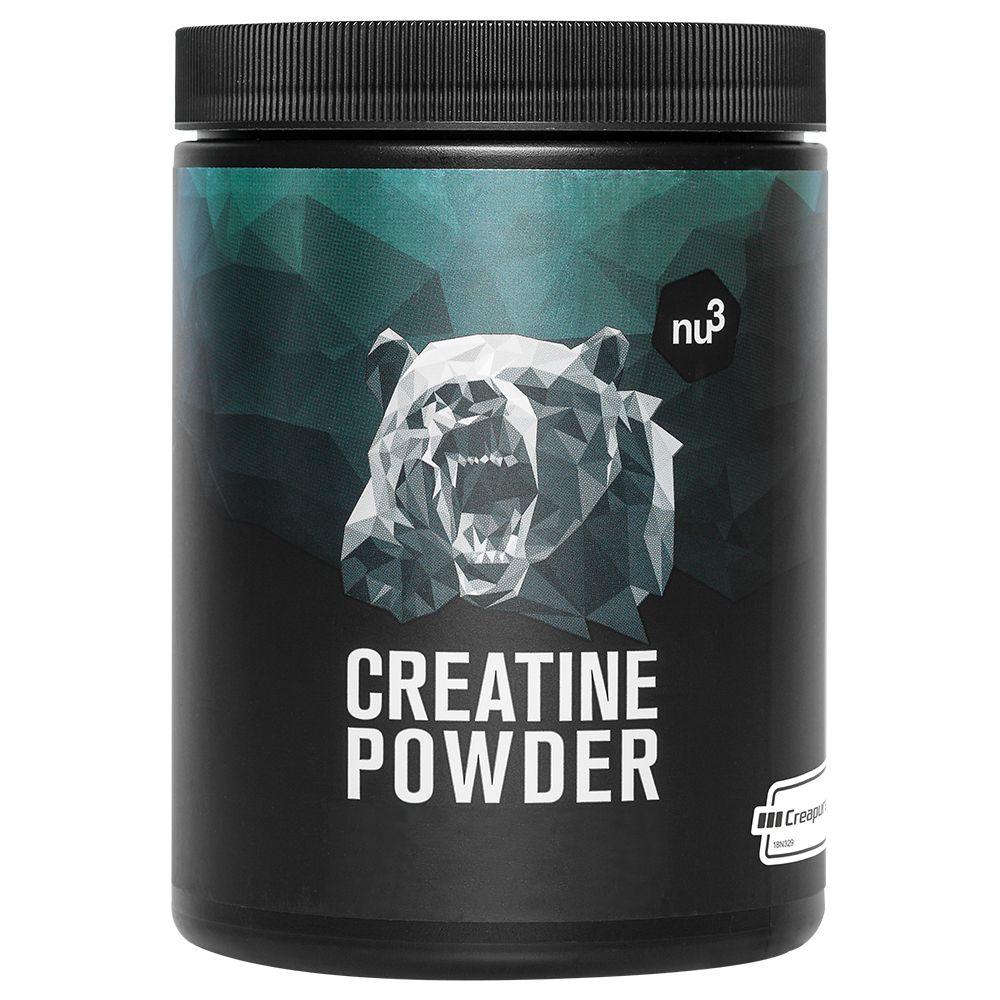 Image of nu3 Créatine 100 % Creapure®