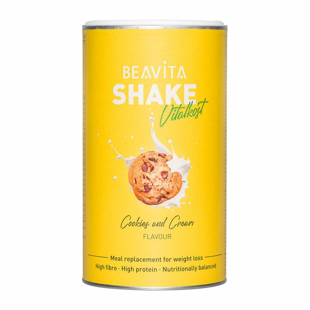 BEAVITA Shake minceur plus, Cookies - Cream - shop ...
