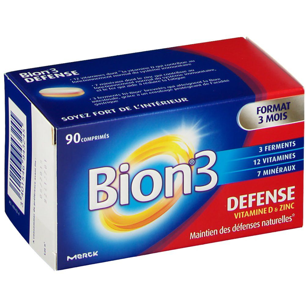 Bion 3 Defense Shop Pharmacie Fr