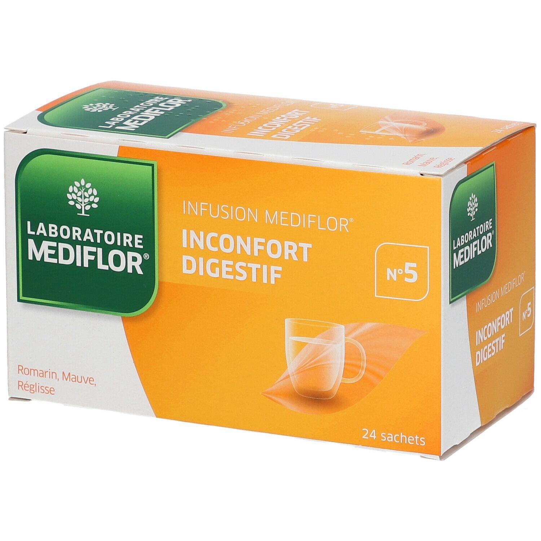 Laboratoire Mediflor® N°5 Inconfort Digestif