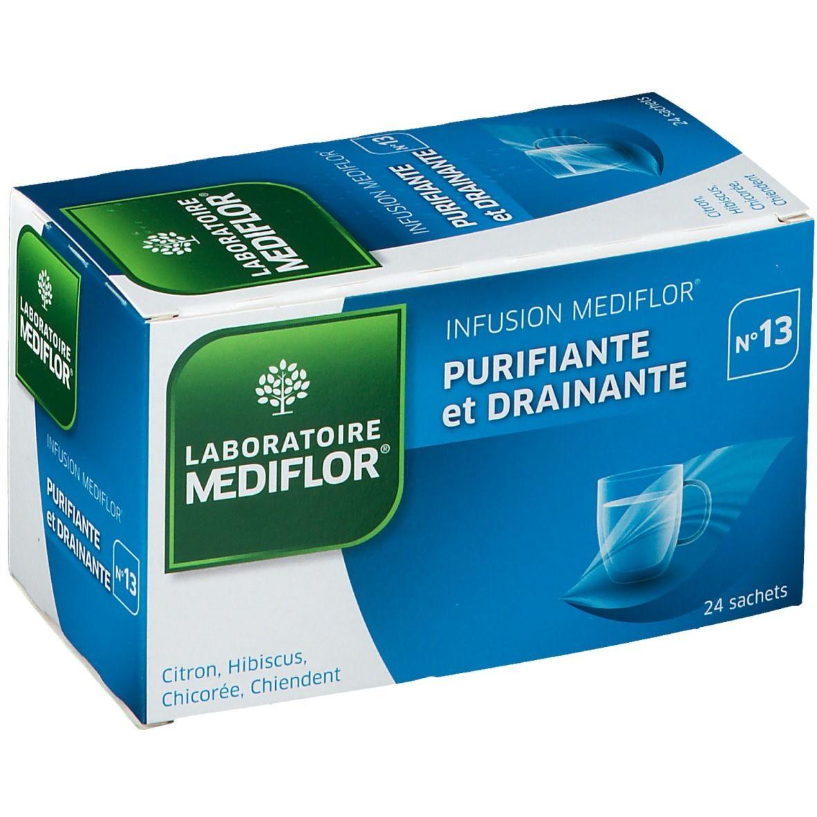 Laboratoire Mediflor® N°13 Purifiante et Drainante