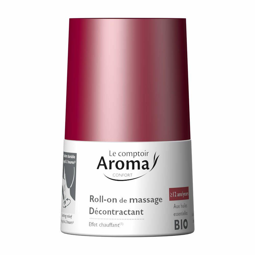 Le Comptoir Aroma Roll-on de massage Décontractant