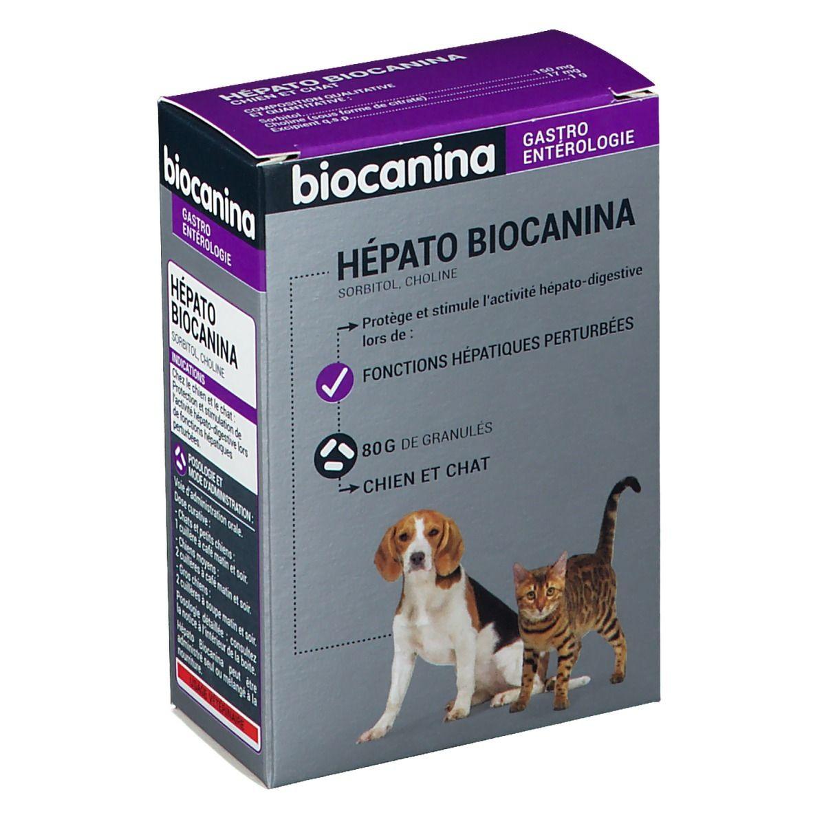 Image of biocanina Hépato Biocanina