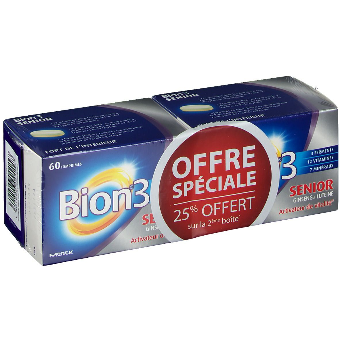 Bion 3 Senior Shop Pharmacie Fr