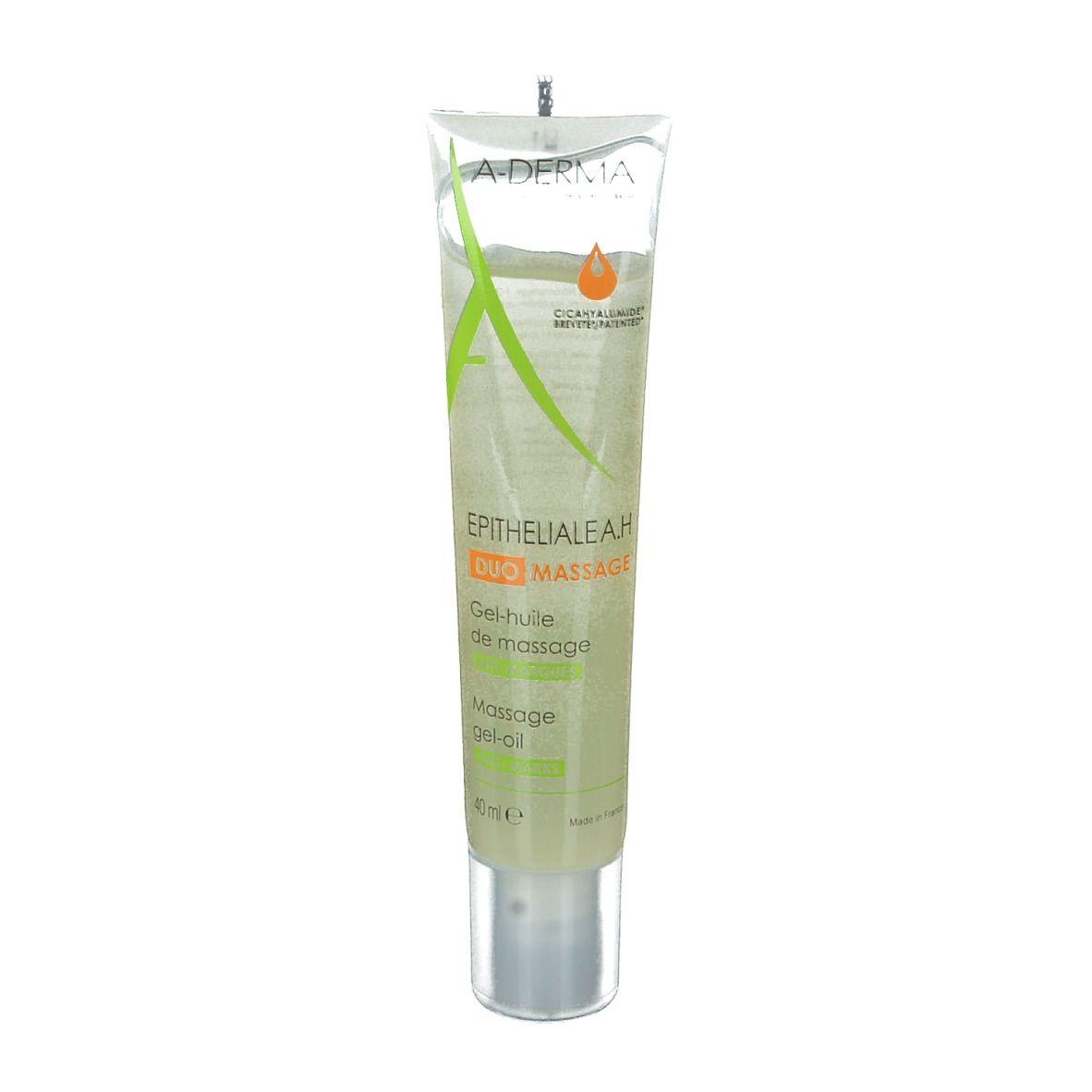 A-Derma Epitheliale A.H Duo Gel-huile de massage