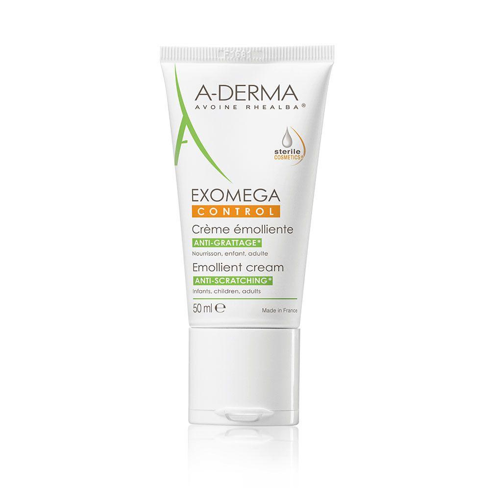 A-DERMA EXOMEGA CONTROL Crème émolliente
