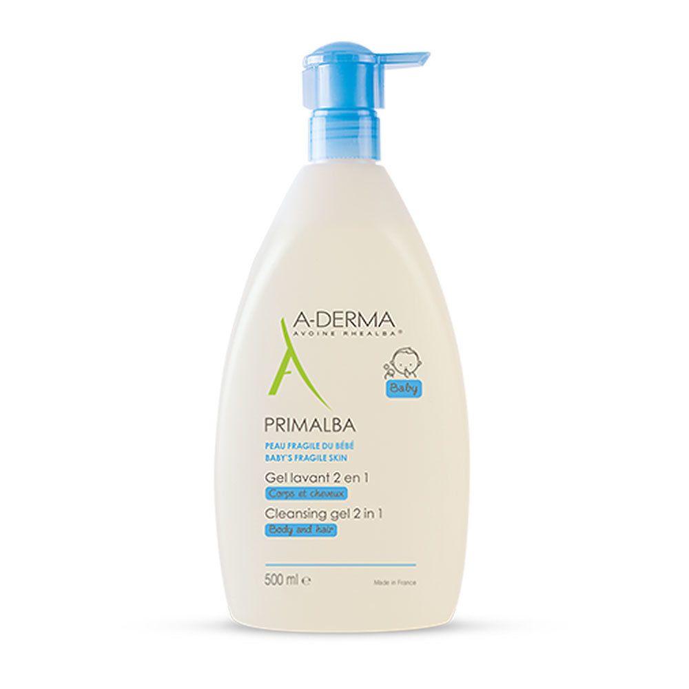 A-Derma Primalba gel lavant douceur