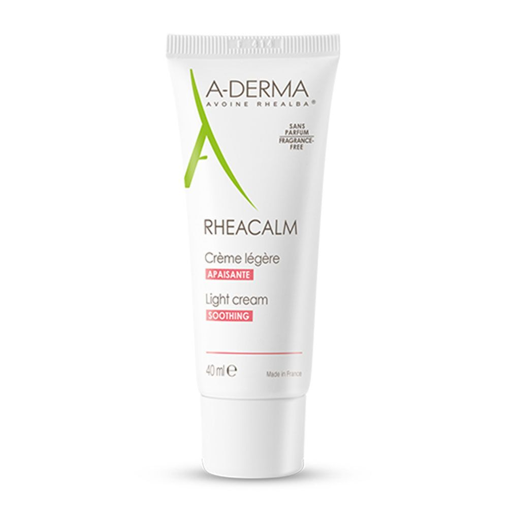 A-Derma Rheacalm crème apaisante légère