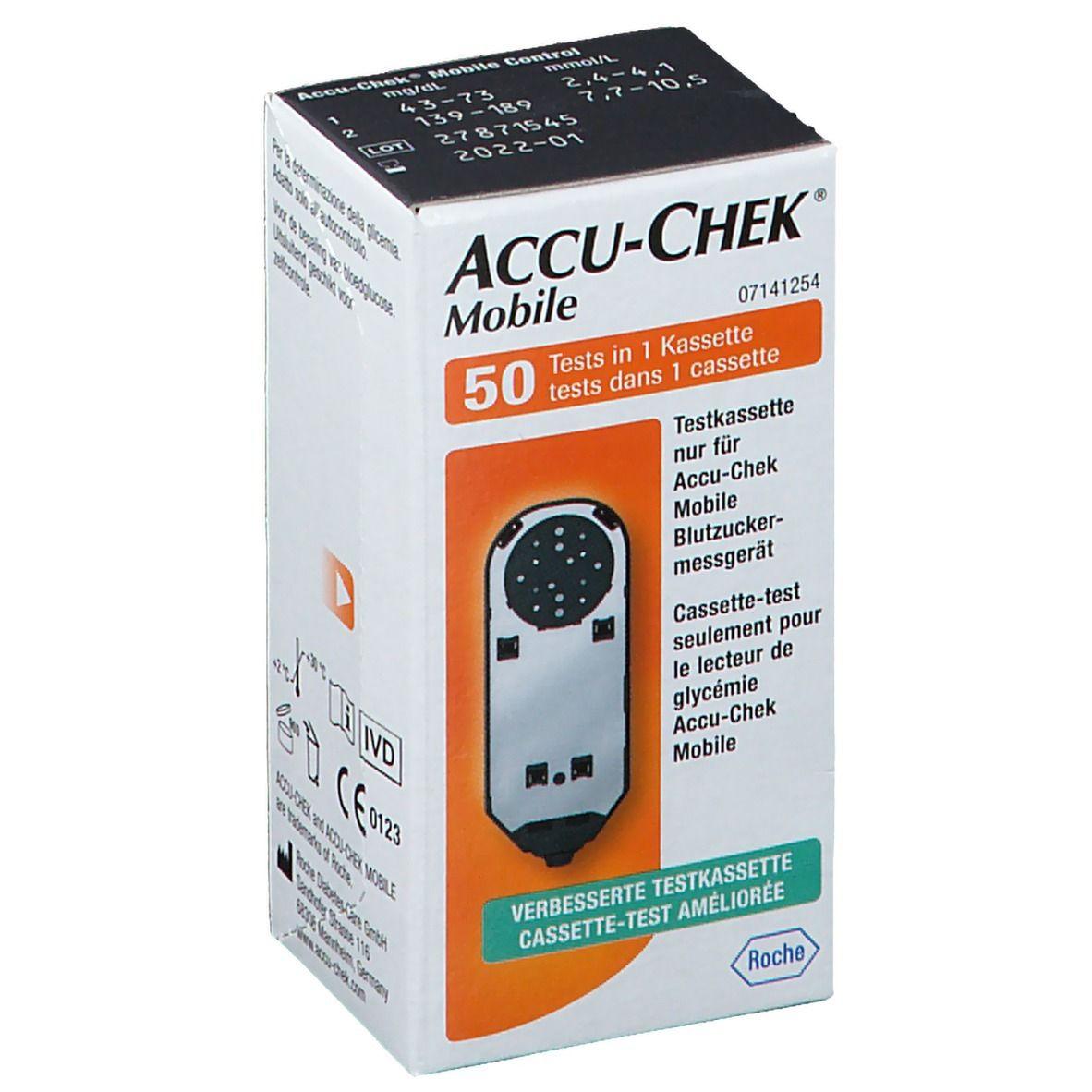 ACCU-CHEK® Mobile Cassette