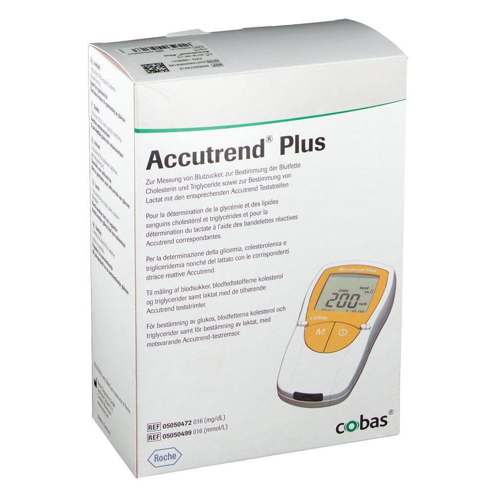 Accutrend® Plus Appareil