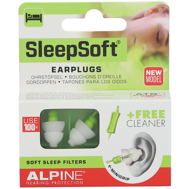 Alpine SleepSoft® Bouchon D'Oreille