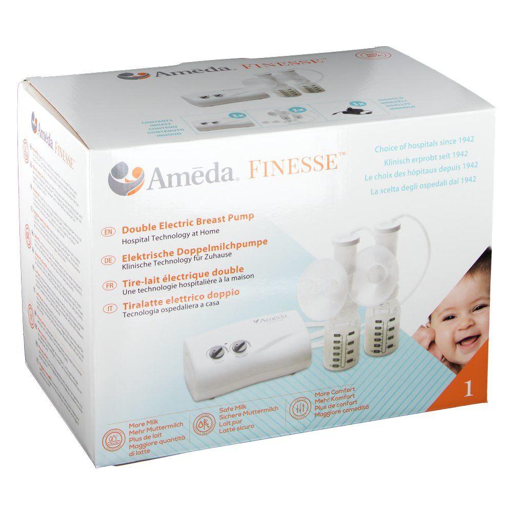 Améda® FINESSE Tire-lait éléctronique double
