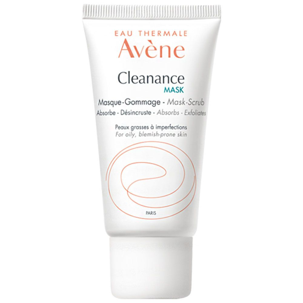 Avène Cleanance MASK Masque gommage