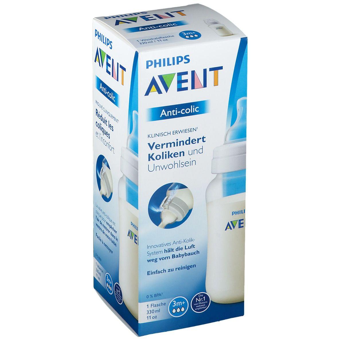 Avent Biberon Anti-colic 330 ml 3+ mois