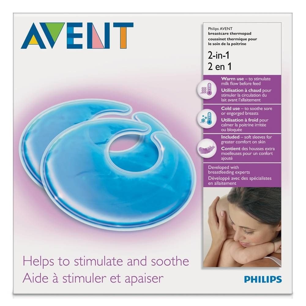 Avent Thermo-Coussinet 2 en 1