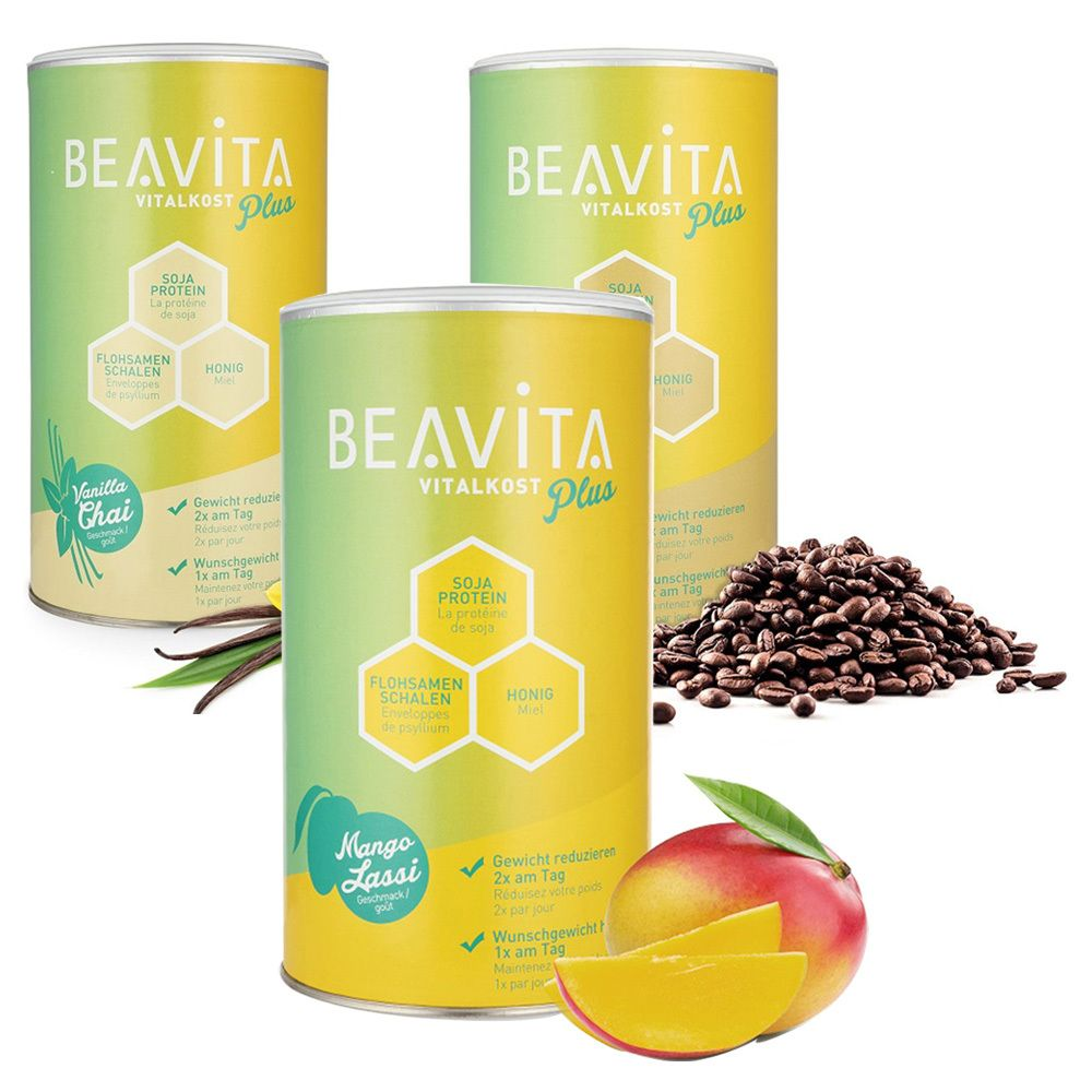 BEAVITA Shake minceur plus, Mix 1 pc(s) - shop-pharmacie.fr