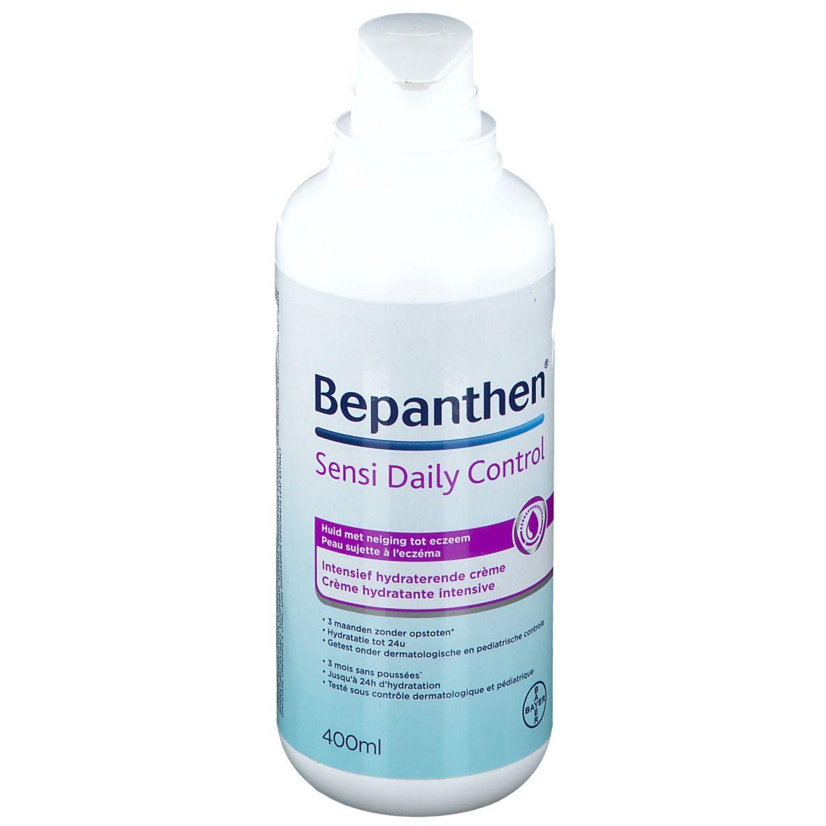 Bepanthen® Sensi Daily Control Crème hydratante intensive