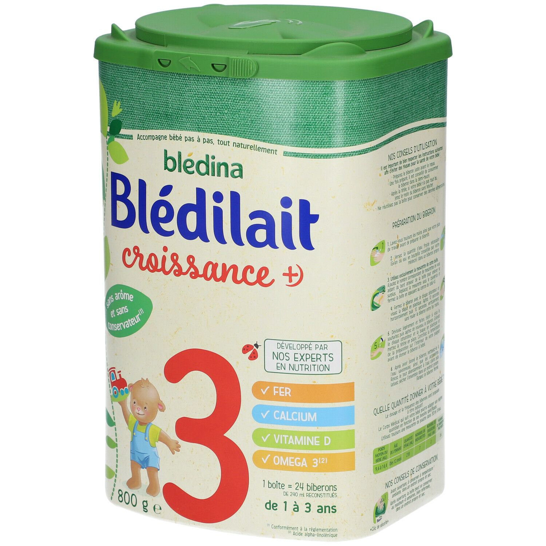 Blédilait Bledilait Croissance + de 12 mois à 3 ans