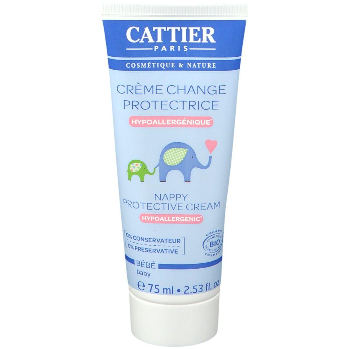 Cattier bébé Crème Protectrice