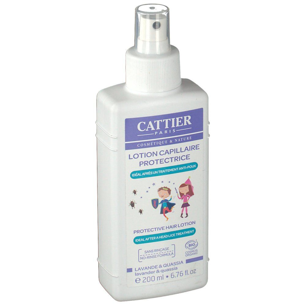 Cattier Lotion capillaire protectrice quotidienne